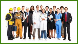 Service, Hospitality, Medical, Construction Business Uniforms