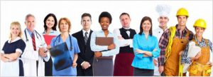 Service, Hospitality, Medical, Construction Career Apparel Uniforms