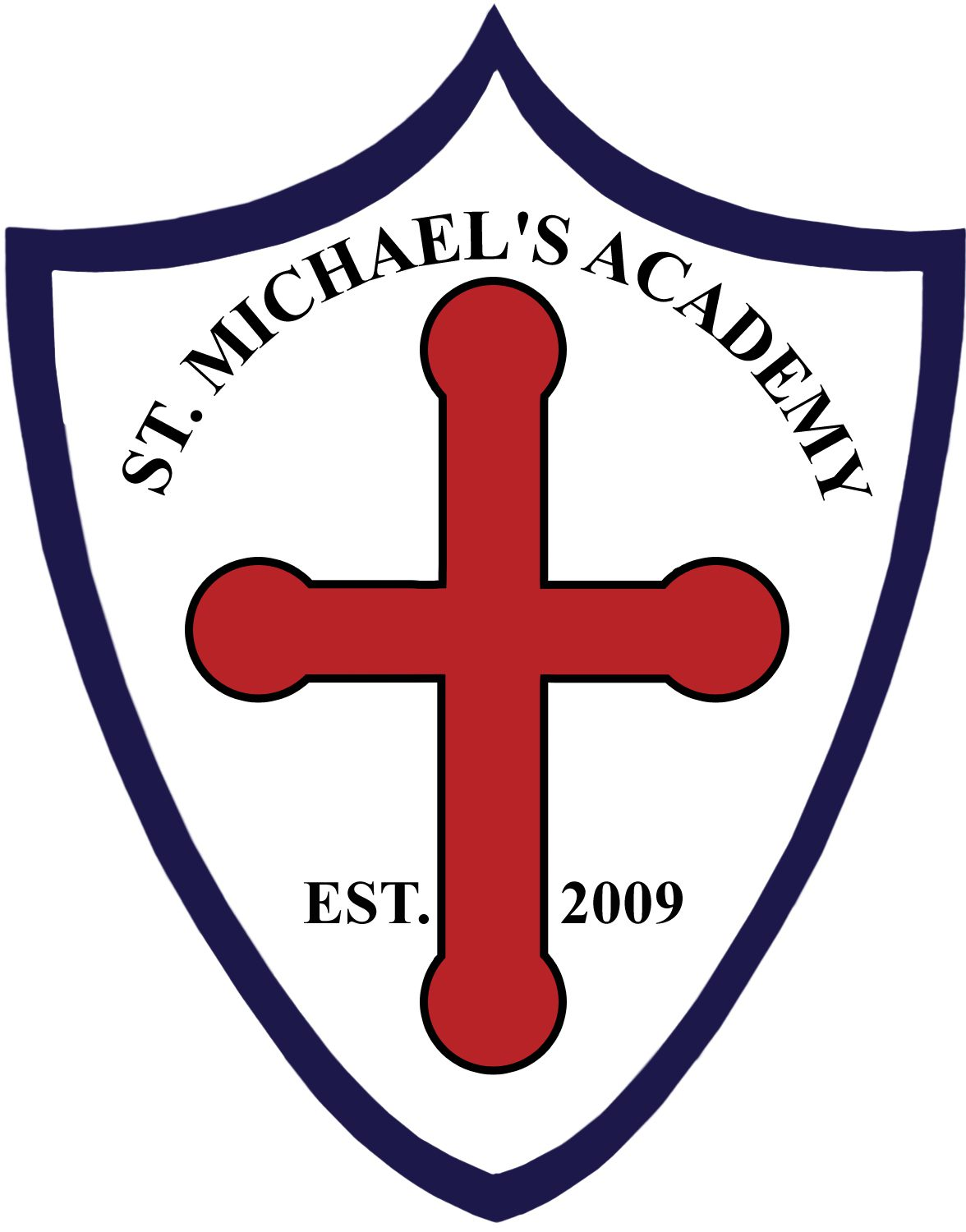 St Michaels Academy Logos Donnellys Clothing